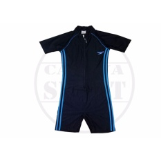 BAJU RENANG DIVING SPEEDO LIST 2 BIRU