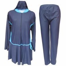 Baju Renang Muslim Jumbo Ukuran 8L