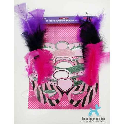 Balonasia Bride-to-be Bridal Shower Set Pesta - Hitam 2
