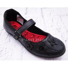 Bata Sepatu Anak Cewe Cantik 381-6116 Hitam
