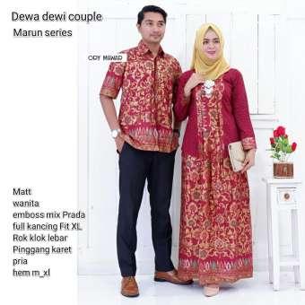Baju Batik Couple   Baju Batik Sarimbit   Baju Kondangan  . Info Harga  Murah Fashion terbaru Diskon ... 8024c20faa