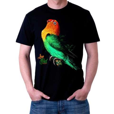 Kaos Lovebird Premium 04 - Bawara