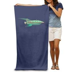 Beach Towel The Planet Express Ship Microfiber Towel - intl