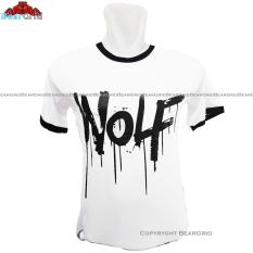 BearGrid Kaos T-Shirt Distro Unisex Spandex Wolf