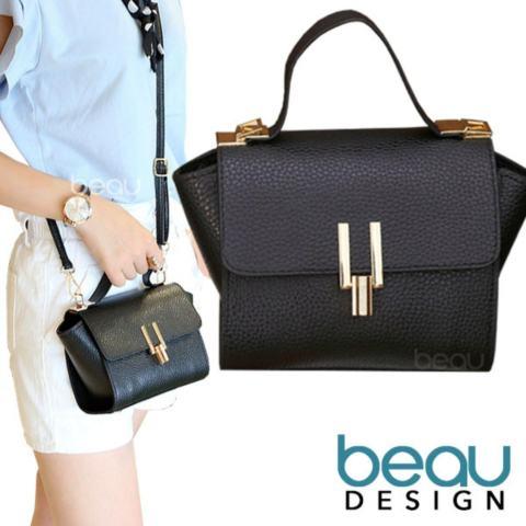 Jual Beli Beau Tas Wanita Batam Branded Selempang Terbaru Import Quality Pu Leather Women Bags 3