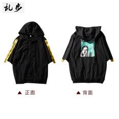 Beberapa Korea Fashion Style Baru Pita Senam Pria Baju Pelindung Matahari (3215 Di Belakang Kepala Orang Hitam)