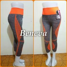 beneva-Celana senam wanita-celana jogging-celana olah raga-gym-fitness-celana legging wanita-celana sport