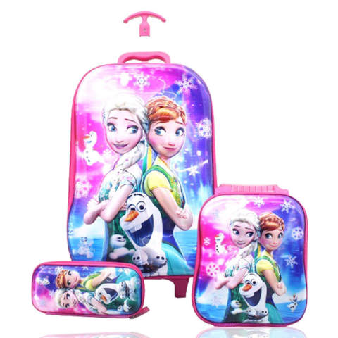 ... Koper Set Troley T Samurai + Lunch Box + Kotak Pensil 3D Timbul. Source ... Anak Play Group Import Disney Frozen 6D Timbul Dan Kotak Pensil 6D.