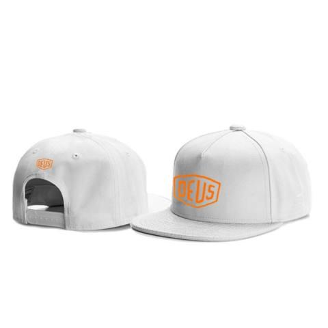 Brother Store Topi Snapback Logo Deus USA Gold Premium