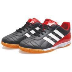 Bsm Soga Ben 078 Sepatu Sport/Futsal Pria - Bahan Synth - Sporty Dan Keren(Hitam)