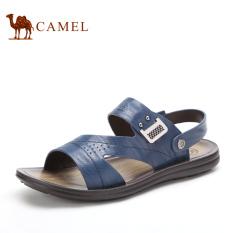 Camel Camel Musim Panas Laki-laki Tergelincir Kasual Sandal Pria Luar Rumah Pantai Sepatu (