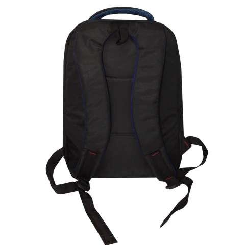 Carboni Backpack Tas Ransel Laptop Casual RA00043 15 - Black Original +  Raincover d3098e936f