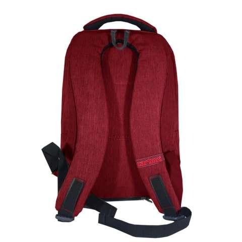 Carboni Tas Ransel RA0016 Original 17 Red Raincover .