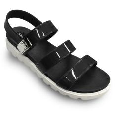 CARVIL - LADIES SANDAL CASUAL AZKA-01 L BLACK