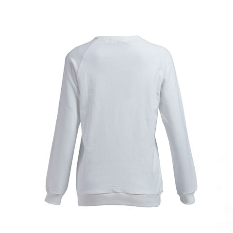 Carvil Swift Women's Sweater - Off White