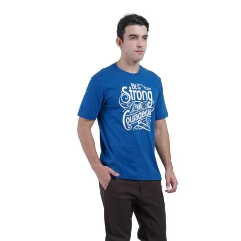 Home; Carvil Tesco Men's T-shirt - D.Biru