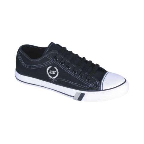 Catenzo JA 001 Sepatu Sneaker Pria - bahan canvas - rubber outsole - keren dan sporty