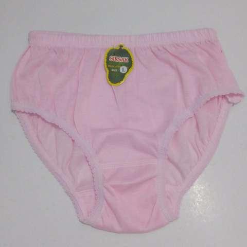 celana dalam wanita merek SIRSAK (qty 1=6pcs) 1