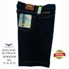 Celana Jeans Pendek Pria - Merk Body Boss