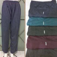 Celana legging SILMA  jumbo, dalaman gamis panjang  ibu hamil, murah grosir bigsize, celamis