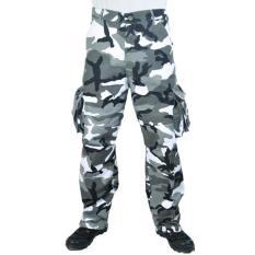 celana panjang army pria /celana cargo pria isl867 /celana pdl motif loreng / celana gunung pria outdoor cowok / celana abri pria