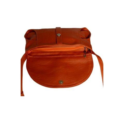Ceviro Vilmond Sling Bag - Oranye