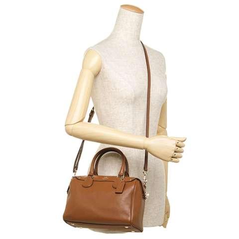 Tas Coach MINI Bennett Leather. Authentic Original Asli USA Store Counter 1 f74e962eea