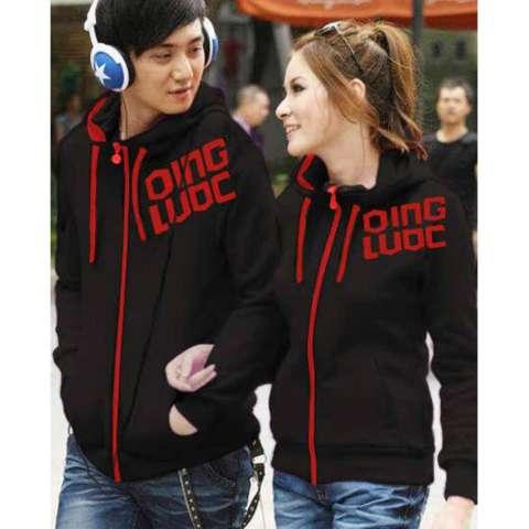 couple store cs - Jaket Couple Qing Luoc / Jaket Couple Murah / CP Qing Luoc