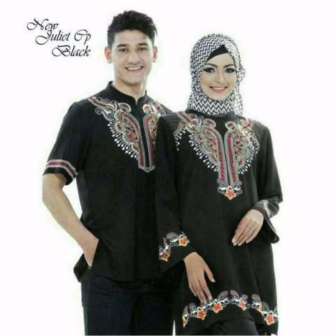 COUPLELOVER-MUSLIM WEAR (PRIA+WANITA) ATASAN MUSLIM BAJU FASHION BUSANA  MUSLIM COUPLE d4ac1342bf