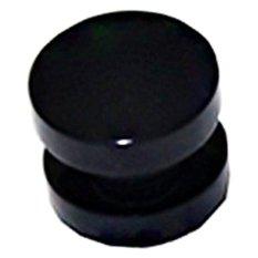 Creyo's Magnetic Earring Anting Pria Magnet Tanpa Tindik / No Piercing Black