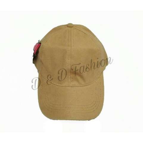 D   D Fashion Topi Pria dan Wanita Unisex Baseball Cap Polos Bahan Rapel c2906f36d1