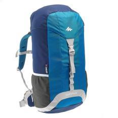 DECATHLON QUECHUA HIKING BACKPACK ARPENAZ 40 - 40 LITRE - BLUE/GREY Tas Rangsel Punggung 40L Gunung 40 L