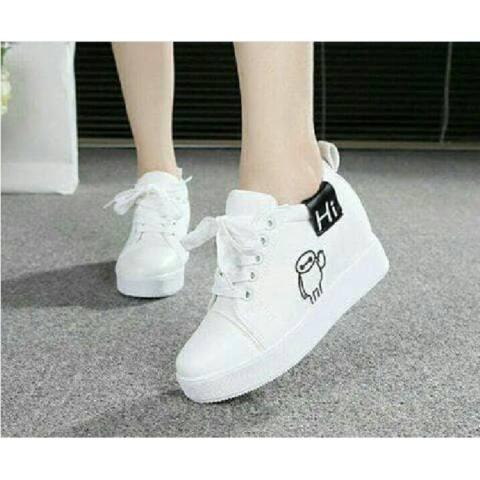 Sepatu Boots Mg Putih - Daftar Harga Terlengkap Indonesia 86bd384883