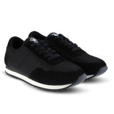 Sepatu VR 424 Sepatu Sneakers Kets dan Kasual Anak bisa untuk olahraga sekolah Jalan - Hitam