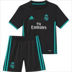 Dmxs - Jersey Bola Real Madrid Away 2017 / 2018 Setelan Dewasa