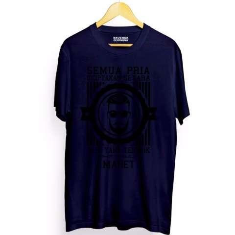 Jual Do More Store Kaos Distro Pria Terbaik Lahir Maret Black Premium Harga Rp 79.900