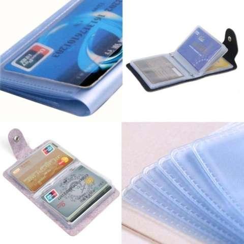 Home; Dompet Kartu Nama/Kartu ATM 7STAR 24 Slot - Dompet Kartu ATM/
