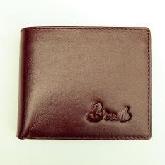 Dompet kulit asli / dompet kulit garut / dompet pria kulit merk brunelle