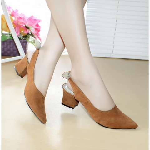 Jual Beli Dshoppers Shoes Slingback Heels Anabele Harga Rp 39.500 -. Source · Kaluna Sepatu
