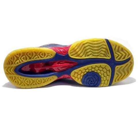 Eagle Cyrus Sepatu Badminton - Biru