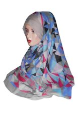 Espro Hijab Phasmina Acrylic Premium - Gray