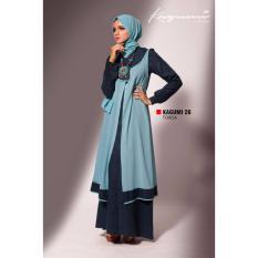 Ethica Moslem Fashion Dress Gamis Kagumi 26 Tosca