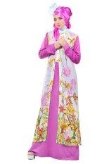 Ethica Moslem Fashion Dress Gamis Kagumi 05 - Pink