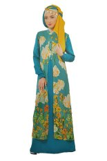 Ethica Moslem Fashion Dress Gamis Kagumi 05 (Tosca)