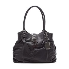 Etienne Aigner USA Jodie Tote Black Leather Authentic Original USA Store