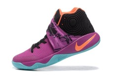 EU:40 Pink Kyrie 2 BHM EP Irving Basketball Shoe Men's Sneakers Adult Authentic Hard-wearing - intl
