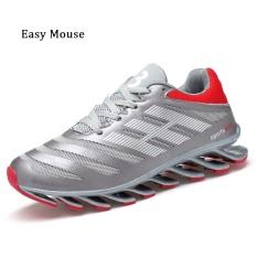 Kapal Cepat Menjalankan Sepatu Zapatos Hombre 2017 Merek Baru Blade Sport Sepatu untuk Pria Sneaker Bernapas Pria Trainer Shoes Berjalan -Intl