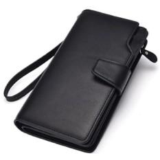 Fia Dompet Fashion Pria Men Long Wallet Zipper