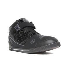 Finotti Sepatu Formal / Sekolah Anak Laki-Laki J.Bieber Zero - Black/Grey