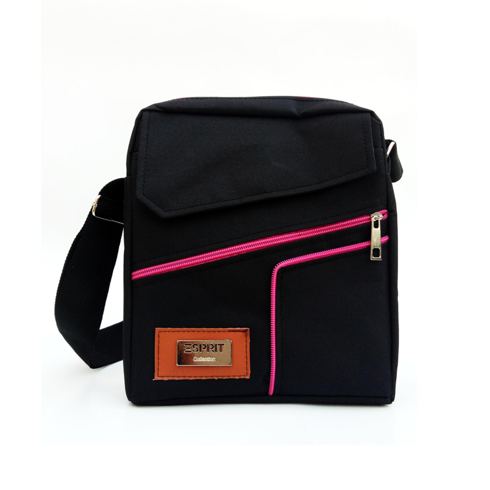 Ultimate Tas Pria   Wanita JS-8191 - Blue   Tas Pria Ransel Backpack Sekolah  FIURI - Tas Selempang Kanvas - Sling Bag Kanvas - Tas Slempang Kanvas - Tas  ... 053a63875b
